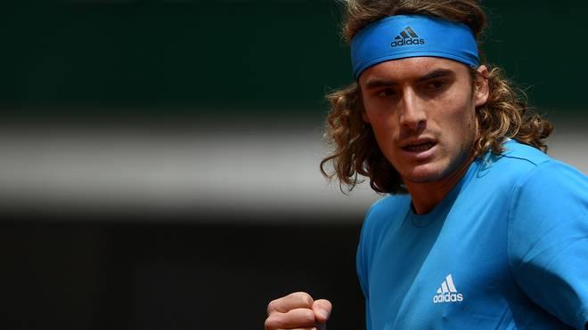 TENNIS-FRA-OPEN-MEN Stefanos Tsitsipas liebt das Leben im Tenniszirkus und kann Agassis Aussagen daher nicht verstehen