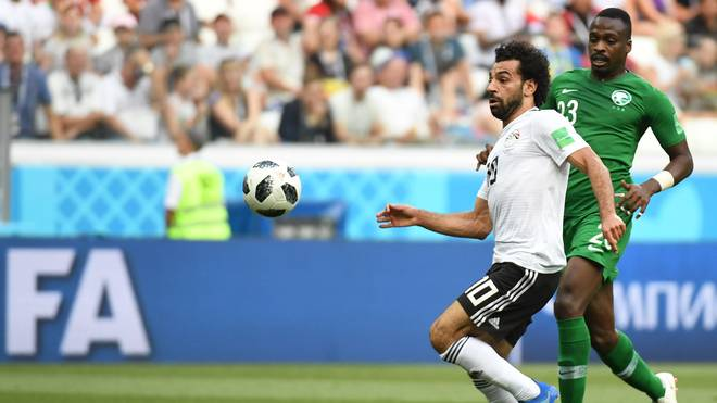 Ägyptens Volksheld Mohamed Salah liegt im Clinch mit dem ägyptischen Verband