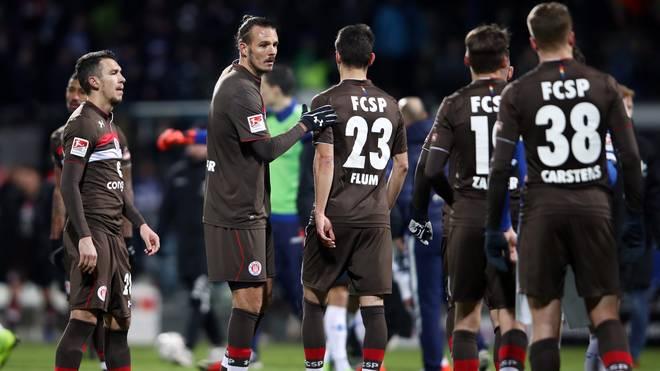 2 Bundesliga St Pauli Union Berlin Live Im Tv Stream Ticker