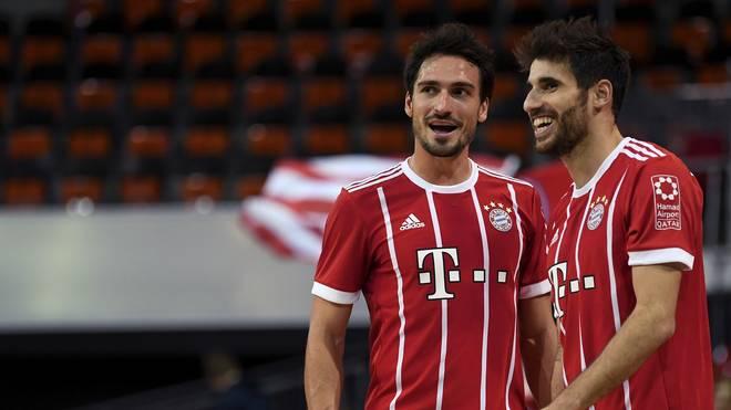 Mats Hummels und Javi Martinez fallen gegen die TSG Hoffenheim aus