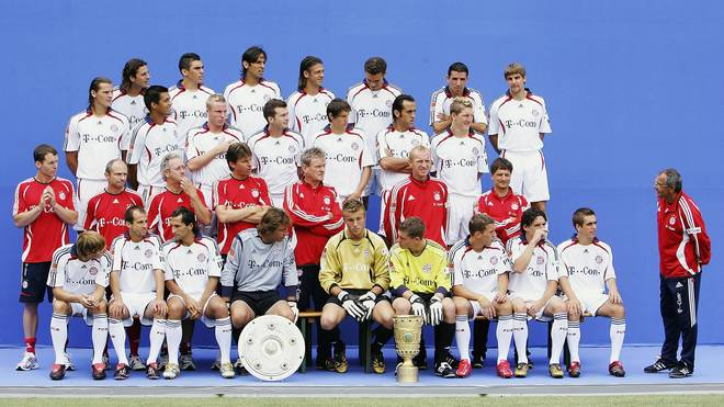 Team Presentation Bayern Munich