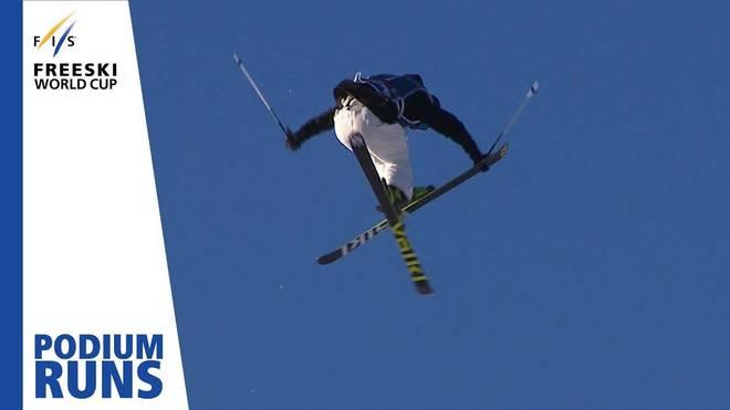 FIS Freestyle Slopestyle Worldcup Font Romeu – Ergebnisse & Winning Runs