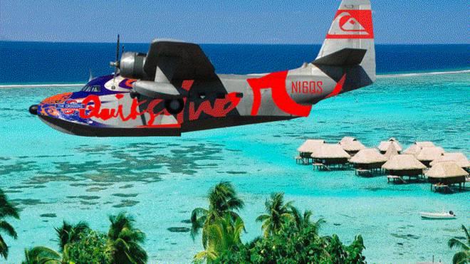 Flugreisen: Surfer und ihre Doppelmoral