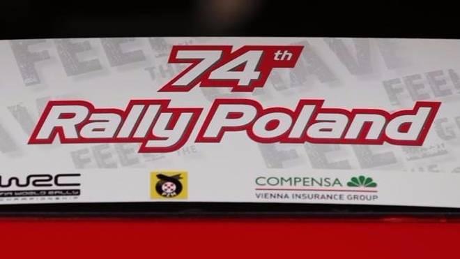Die 74. Rallye Polen war die vorerst letzte im Rahmen der WRC