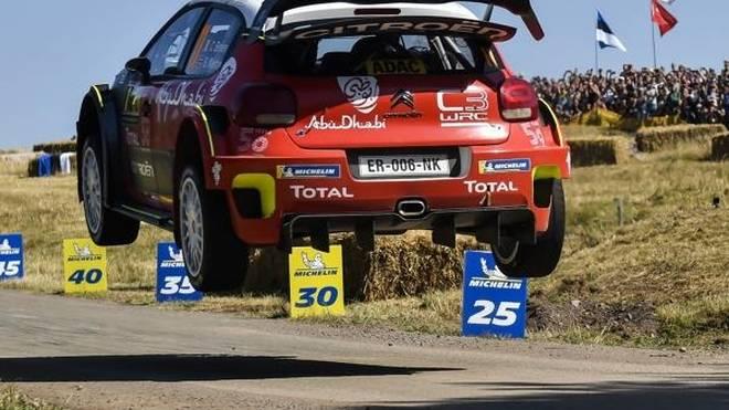 Wer wird 2019 im Citroen C3 WRC sitzen? Die Gespräche laufen...