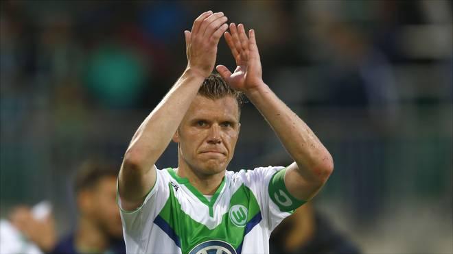Kapitän Julian Klamt spielt mit der zweiten Mannschaft des VfL Wolfsburg um den Aufstieg in die dritte Liga