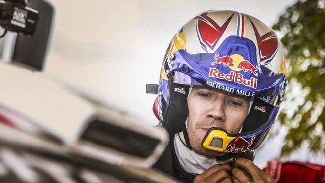 Sebastien Ogier und der Citroen C3 WRC passen noch nicht zu 100% zueinander