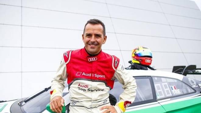 Benoit Treluyer darf im Dezember einen DTM-Audi testen