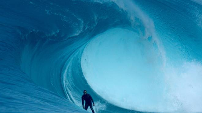 Friday evening wave: The Right in West Australien