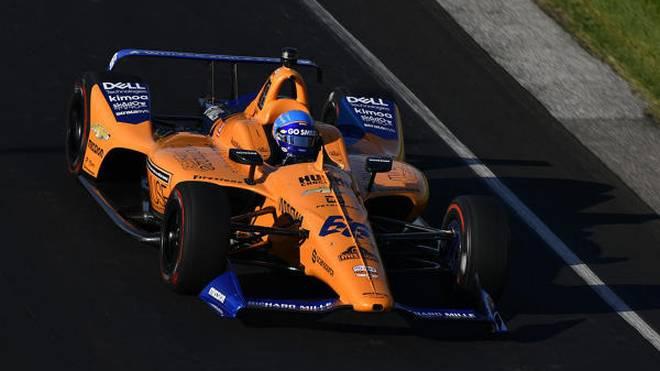 """Fernando Alonso muss seinen Traum von der """"Triple Crown"""" verschieben"""