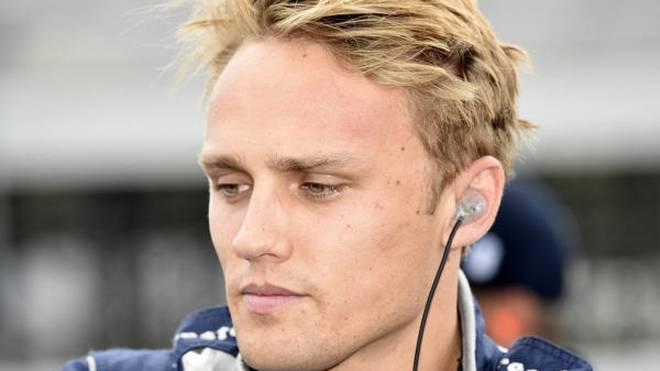 Max Chilton wird 2018 zum neuen IndyCar-Aufgebot von Carlin gehören