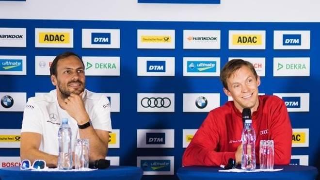 Zwei Titel, 23 Siege: Gary Paffett hat jetzt mit Mattias Ekström gleichgezogen