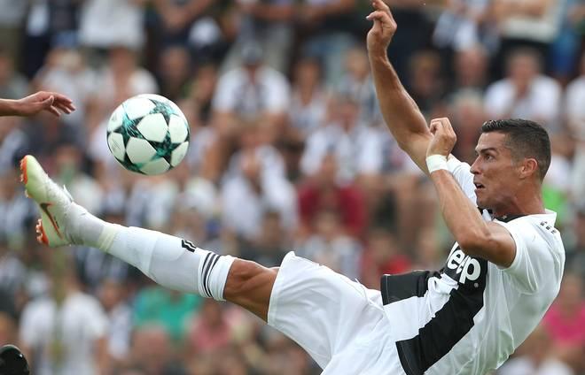 Cristiano Ronaldo wechselte von Real Madrid zu Juventus Turin