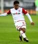 Philipp Mwene schoss beim Sieg des 1. FC Kaiserslautern am 34. Spieltag zwei Tore