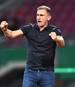 Stefan Kuntz jubelt als Trainer der U21