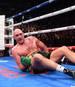 Tyson Fury musste zwei Niederschläge hinnehmen