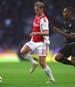 Frenkie de Jong (l.) sorgt mit Ajax Amsterdam für Furore
