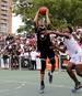 SLAM Summer Classic 2018: RJ Hampton (l.) träumt davon, in der NBA zu spielen.