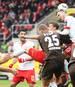 Der FC St. Pauli hat den Auswärtssieg bei Jahn Regensburg knapp verpasst