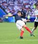 Benjamin Pavard erzielte mit einem Kunstschuss das 2:2 gegen Argentinien