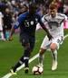Nations League: DFB ist für N'Golo Kante immer noch Weltspitze, Frankreichs N'Golo Kante gegen Timo Werner