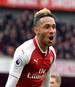 Pierre-Emerick Aubameyang schnürte bei Arsenals Sieg einen Dreierpack