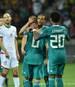 Leroy Sané brachte die deutsche Nationalmannschaft mit seinem vierten Länderspieltor in Führung