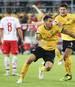 Dario Dumic feierte sein Tor zum 2:0 für Dynamo Dresden