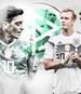 Mesut Özil erzielte in 92 Länderspielen 23 Tore