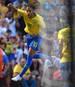 Im Spiel gegen Kroatien glänzt Neymar bei seinem Comeback mit einem Tor