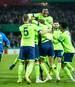 Schalke 04 steht im Achtelfinale des DFB-Pokals