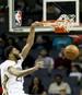 Anthony Davis bei New Orleans Pelicans v Charlotte Hornets in der NBA