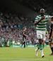 Odsonne Edouard war mit zwei Toren der Matchwinner für Celtic Glasgow