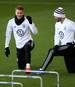 Marco Reus und Ilkay Gündogan zählen zu den erfahrenen Akteuren im DFB-Team