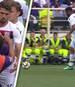 Serie A: AC Florenz  - Cagliari Calcio (0:1) - Die Highlights im Video