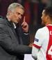 Jose Mourinho wird wohl nicht der zukünftig Trainer von Justin Kluivert