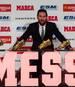 Lionel Messi gewann zum fünften Mal in seiner Karriere den goldenen Schuh