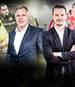 BVB gegen den FC Bayern: Wer gewinnt den Bundesliga-Kracher? Die SPORT1-Redakteure Holger Luhmann (l.) und Florian Plettenberg (r.) liefern Gründe, warum BVB oder FC Bayern den Bundesliga-Kracher für sich entscheiden
