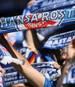 Fans von Hansa Rostock haben in Hamburg in einem Zug randaliert