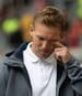 Trainer Julian Nagelsmann erlebt mit Hoffenheim einen schwierigen Saisonstart