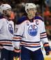 Leon Draisaitl und Connor McDavid spielen zusammen für die Edmonton Oilers