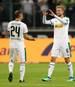 Christoph Kramer (r.) steht bei Borussia Mönchengladbach vor einer Rückkehr auf den Platz