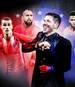 Diego Simeone (M.) bastelt um Weltmeister Antoine Griezmann einen starken Kader