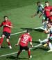 Daniel Didavi war mit zwei Toren der Matchwinner für den VfL Wolfsburg