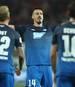 Sandro Wagner kann seiner TSG Hoffenheim beim Europa-League-Spiel in Bulgarien nicht helfen
