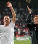 UEFA Cup FC Copenhagen v Hamburger SV