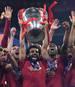 Mohamed Salah erzielte den Führungstreffer für Liverpool gegen Tottenham
