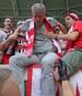 Friedhelm Funkel führte Fortuna Düsseldorf in dieser Saison zum Aufstieg in die Bundesliga