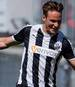 Tim Knipping vom SV Sandhausen verletzte sich schwer