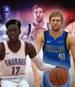 Dennis Schröder und Dirk Nowitzki sind zwei der sieben Deutschen in der NBA